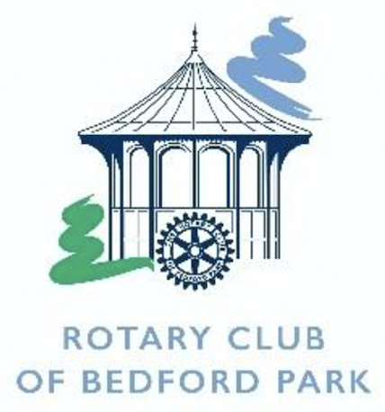 Breakfast with the members of the Rotary Club of Bedford Park
